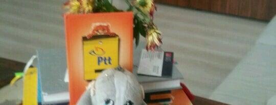 PSS Enerji San. ve Tic. Ltd. Sti. is one of Tempat yang Disukai Gül 🌹.