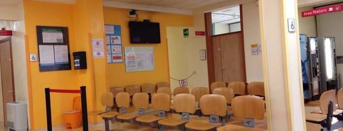 Policlinico Sant'Orsola - Malpighi (pad 2) is one of Orte, die Rossella gefallen.