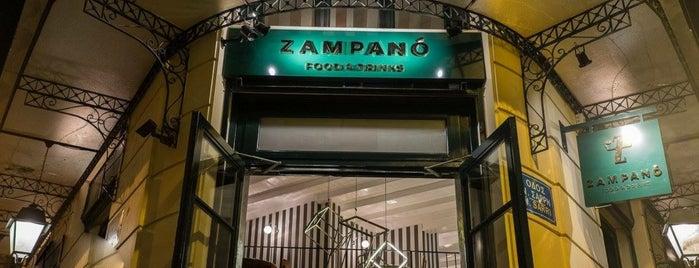Zampanó is one of Fresh Athens.