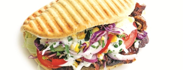 VertsKebap is one of Lugares favoritos de Amelia.