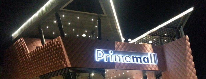 Primemall is one of En çok check-inli mekanlar.