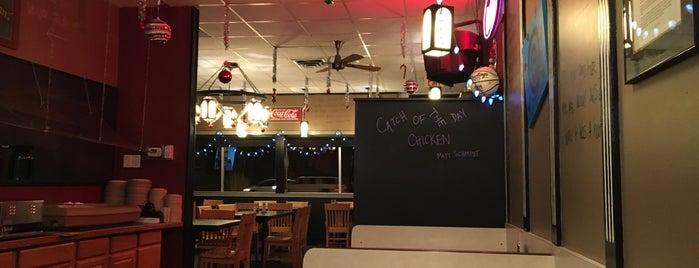 Sneaky's Chicken is one of Gespeicherte Orte von Evan[Bu].