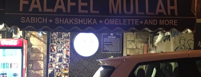 Falafel Muleh is one of สถานที่ที่บันทึกไว้ของ jordaneil.