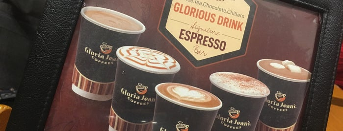 Gloria Jean's Coffees is one of Locais curtidos por Metin.