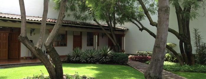 La Hacienda is one of Lugares favoritos de Luisa Fernanda.