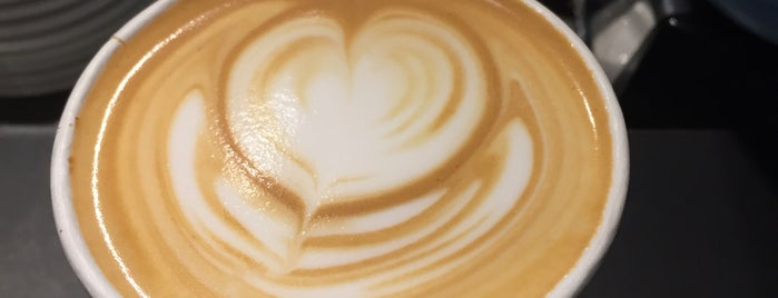 Joe the Art of Coffee is one of Manhattan - Go Explore Your City.