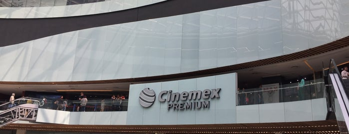 Cinemex is one of Angel 님이 좋아한 장소.