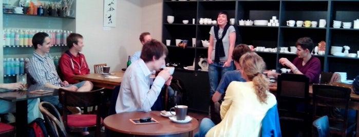Vypálené koťátko is one of Coffee time in Prague.