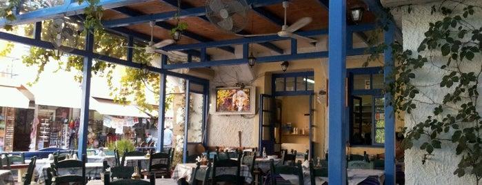Syrtaki Taverne is one of Lugares favoritos de Darya.