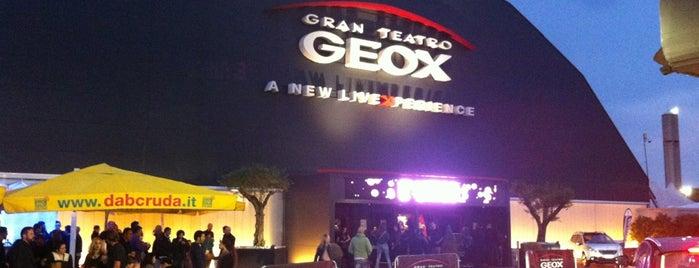 Gran Teatro Geox is one of Posti che sono piaciuti a Silvia.