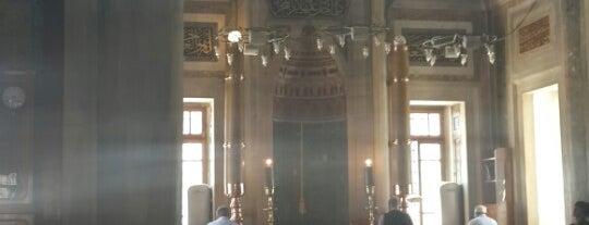 Laleli Camii is one of Gezelim Görelim Eski İstanbul.