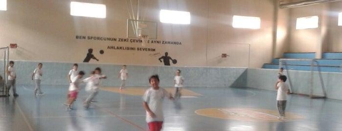 Bahçeşehir Koleji Spor Salonu is one of Bandırma.