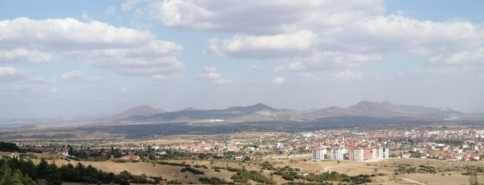 Kemer Dağı is one of EGE (southern).