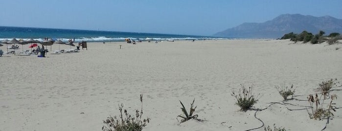 Patara beach is one of Fethiye.