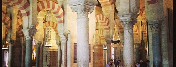 Mezquita-Catedral de Córdoba is one of #SpagnaOnTheRoad.