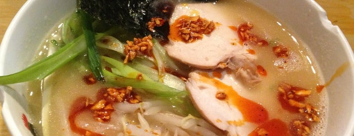 Totto Ramen is one of New York, New York.