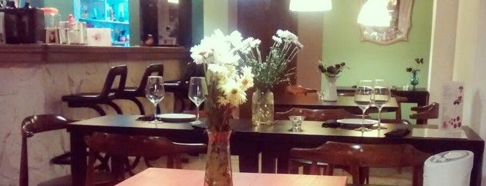 La Marieta en bicicleta is one of Restaurantes con encanto ^^.