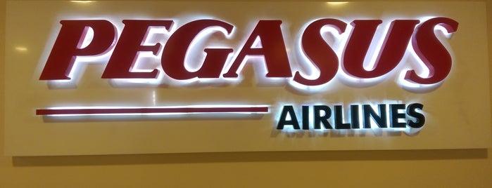 Pegasus Antalya Ofis is one of Lugares favoritos de Aelin.