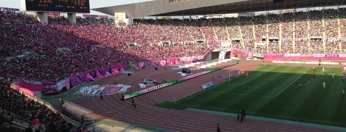 Yanmar Stadium Nagai is one of outsiders....