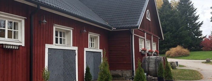 Rönnvikin viinitila is one of Places I have been 3.