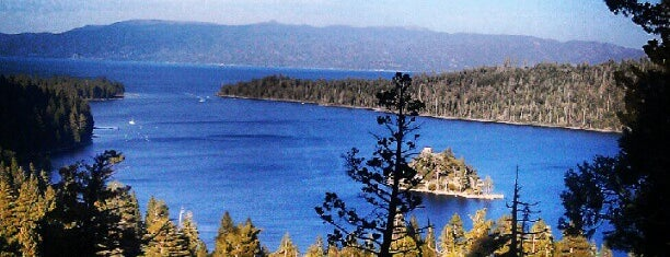 Lake Tahoe is one of California Dreaming.