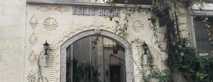 Relic House Hotel is one of Lets do Cappadocia.
