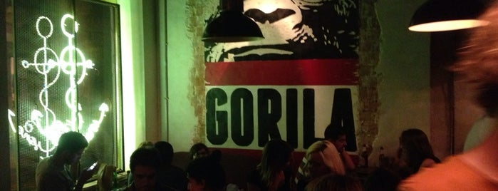 Gorila is one of Madrid: It's a MAD, Mad World.