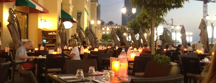 La Dolce Vita & Wok Away is one of Dubai.