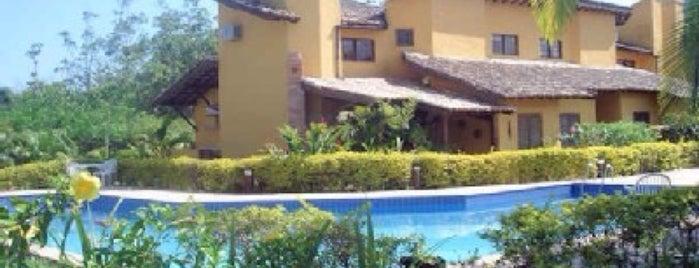 Residencial Village Praia do Cambury is one of Tempat yang Disukai Marcelo.