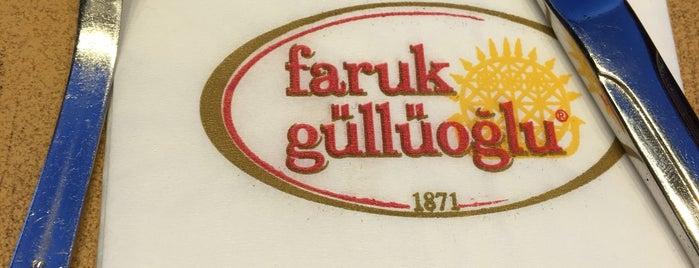 Taksim Faruk Güllüoğu is one of Orte, die Aylin gefallen.