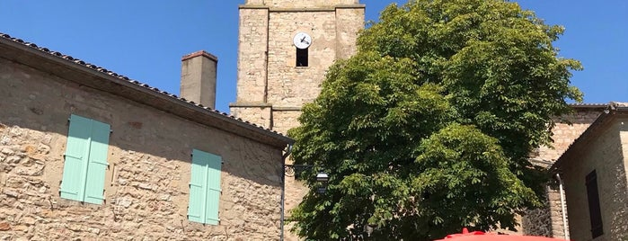 Puycelsi is one of Les plus beaux villages de France.