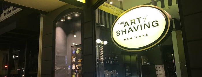 The Art of Shaving is one of ⚜ Nimesh : понравившиеся места.