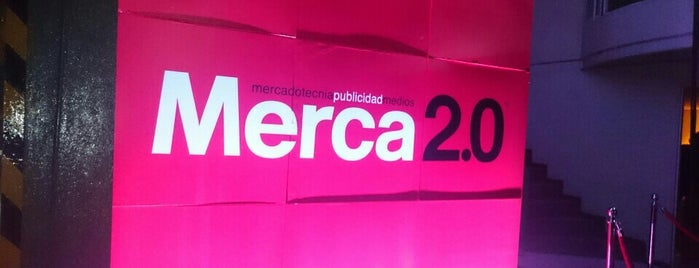 Merca2.0 is one of Argelia 님이 좋아한 장소.
