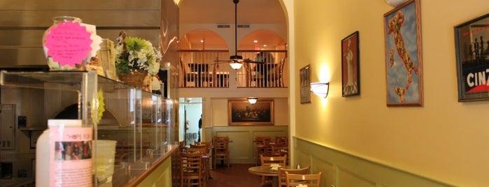 Pesto Pizzeria is one of Orte, die David gefallen.