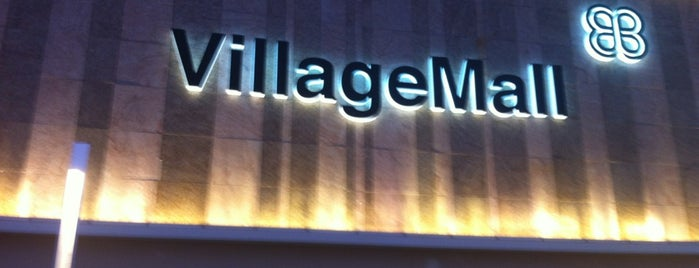 VillageMall is one of Tempat yang Disukai Marcello Pereira.
