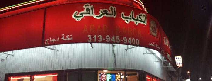 Iraqi Kabob is one of Dearborn.