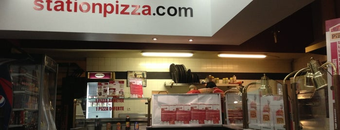Station Pizza is one of Lyon : Bonnes Adresses.