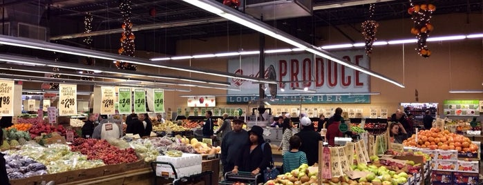 Central Market is one of Dallas Foodie.