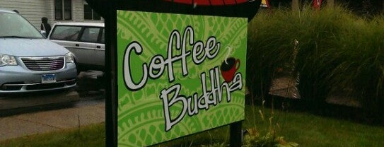 Coffee Buddha is one of PGH.