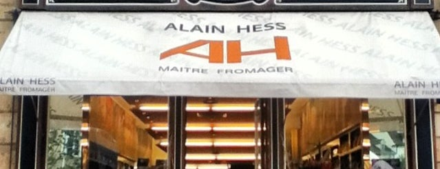 Alain Hess Formager is one of Burgund.