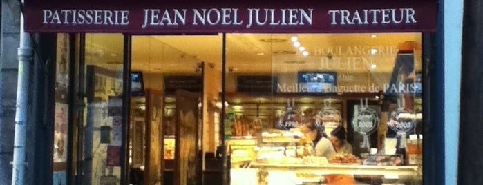 Boulangerie Julien is one of Tannia 님이 저장한 장소.