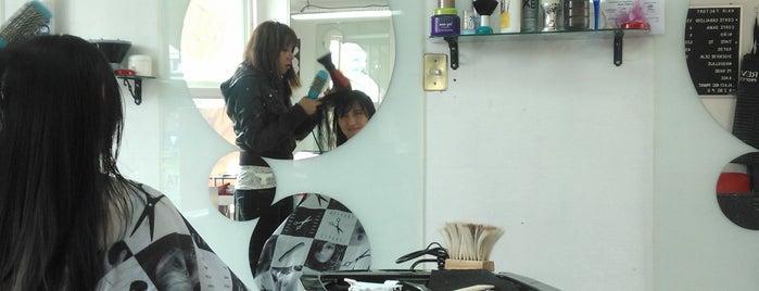 Hair Factory is one of สถานที่ที่ Adan ถูกใจ.