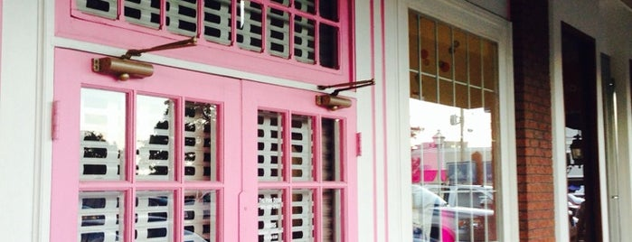 The Pink Door is one of Posti salvati di Jacque.
