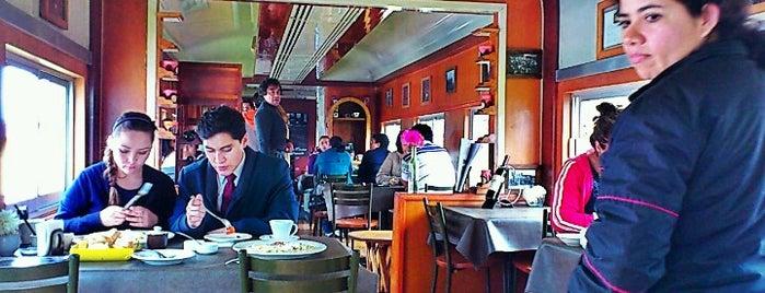 Cafetería Expreso Minero is one of Comida.