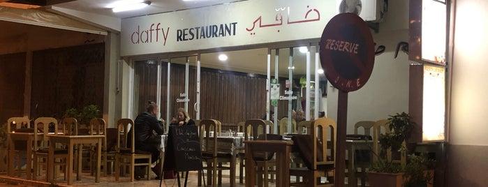 Restaurant Daffy is one of Marokko.