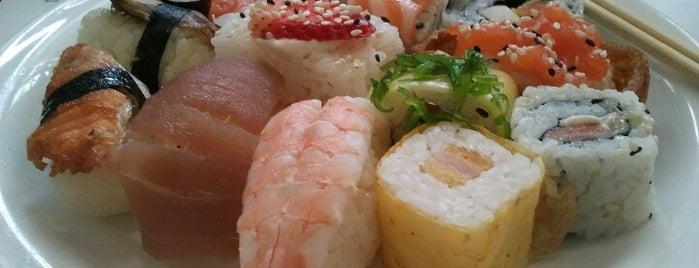 Nagoya is one of Sushi Restaurants.