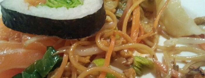 Wok Mundo is one of Sushi Restaurants.