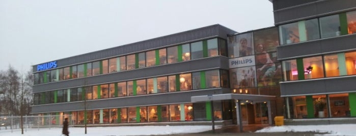 Philips Healthcare is one of สถานที่ที่ Marianna ถูกใจ.