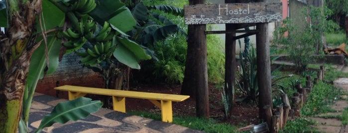 Favela Chic Hostel is one of Foz do Iguaçu - PR.