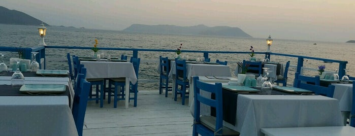Sardelaki Greek Tavern. is one of Kaş.